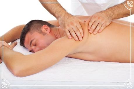 Massage à Coulommiers pour homme anti-stress